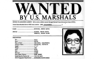 Auf der Jagd nach Kevin Mitnick: Der Original Steckbrief der US-Behörden