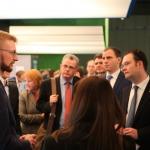 Kolja Bailly Im Gespräch mit der CDU Bundestagsfraktion