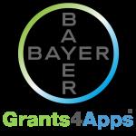Die Bayer AG sorgte für das passende setting